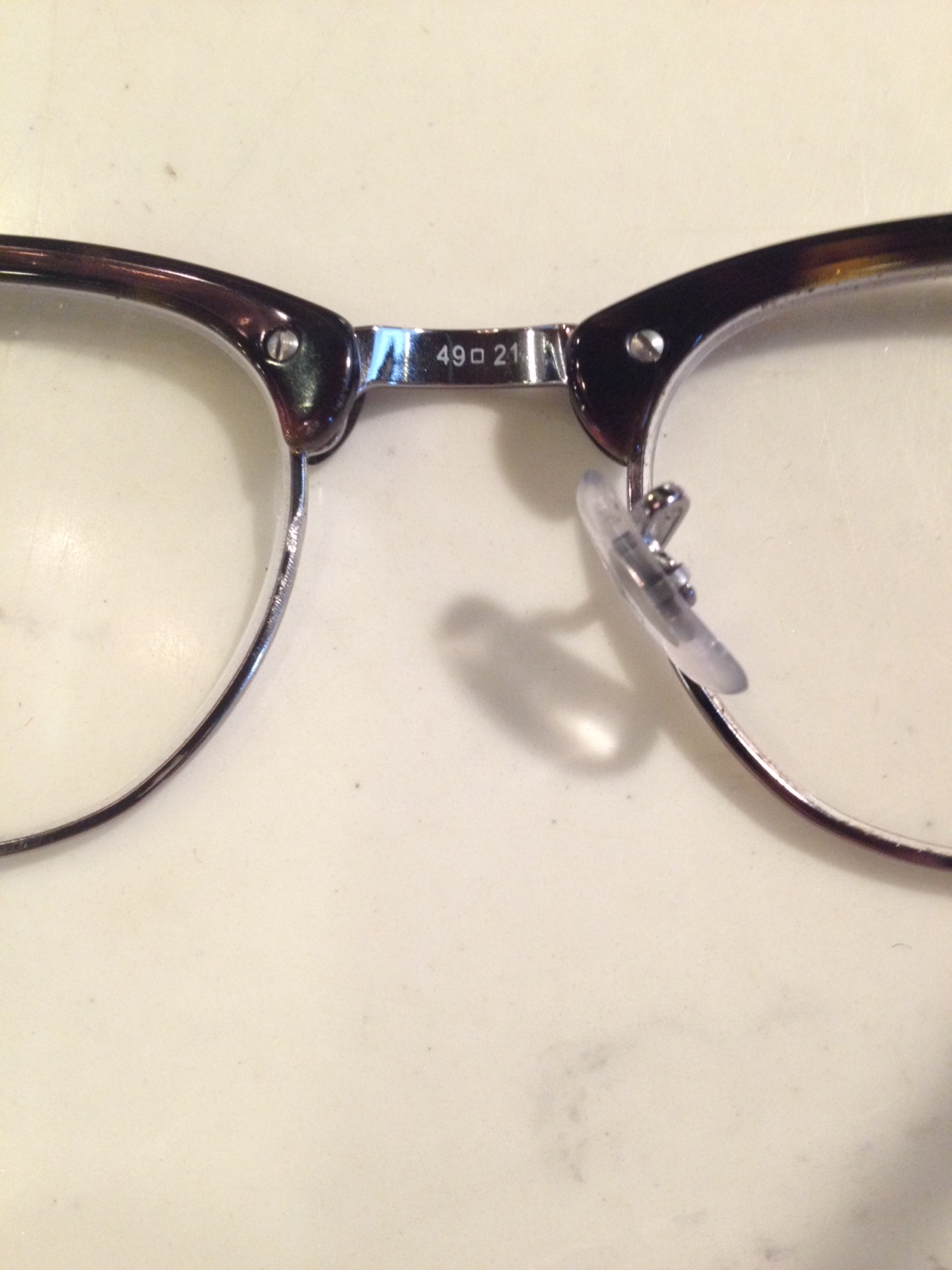 Victoria Glasses Adjustment, Frame Repair, Screw, Nosepad ...